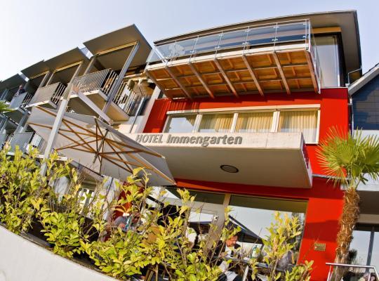 Képek: Bodenseehotel Immengarten