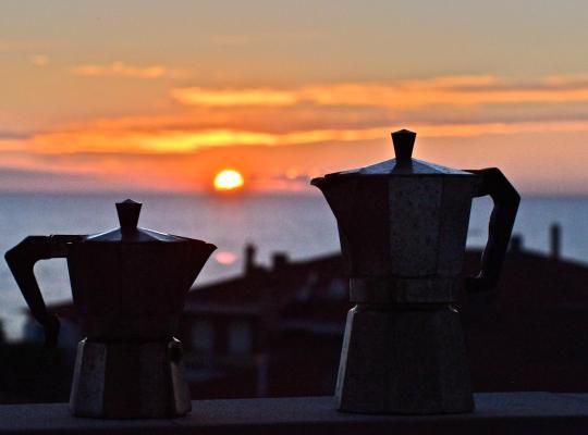 호텔 사진: Attico Stupenda Vista Mare