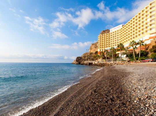 Хотел снимки: Diverhotel Odyssey Aguadulce