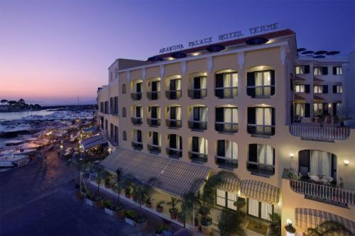 Фотографии гостиницы: Aragona Palace Hotel & Spa