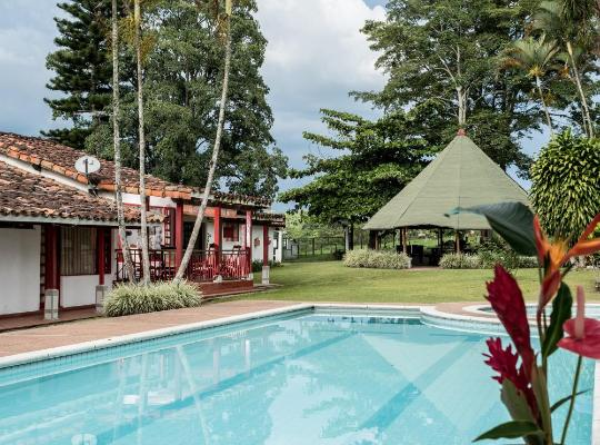 Hotel bilder: Finca Hotel El Rosario
