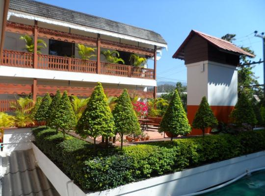 Хотел снимки: Baiyoke Chalet Hotel
