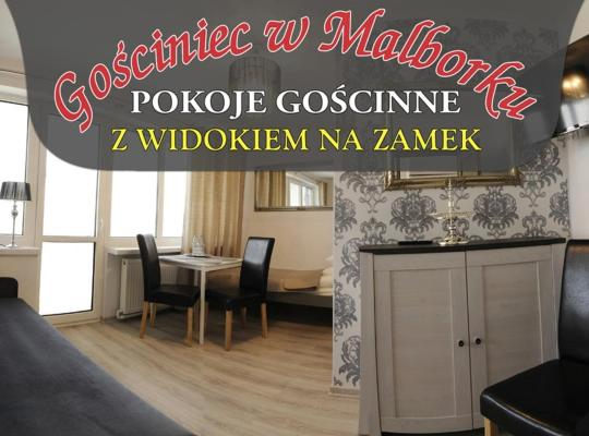 Hotellet fotos: Gościniec w Malborku