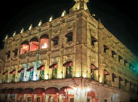 Hotel fotografií: Virrey De Mendoza