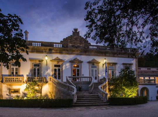 Фотографии гостиницы: Hotel Quinta das Lagrimas - Small Luxury Hotels