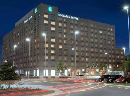Фотографии гостиницы: Embassy Suites Boston at Logan Airport
