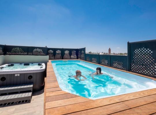 होटल तस्वीरें: Riad Nesma Suites & Spa