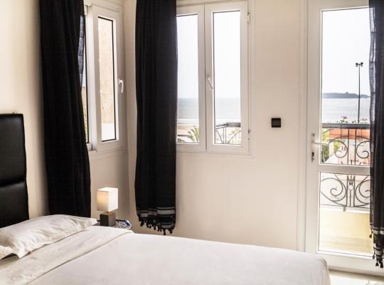 Hotel foto: Résidence Louzani