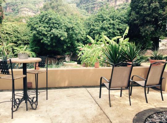 Φωτογραφίες του ξενοδοχείου: Hotel Casa de Campo Malinalco