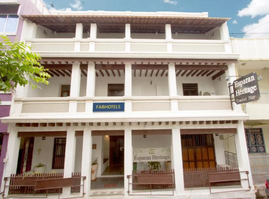 Viesnīcas bildes: FabHotel Esparan Heritage