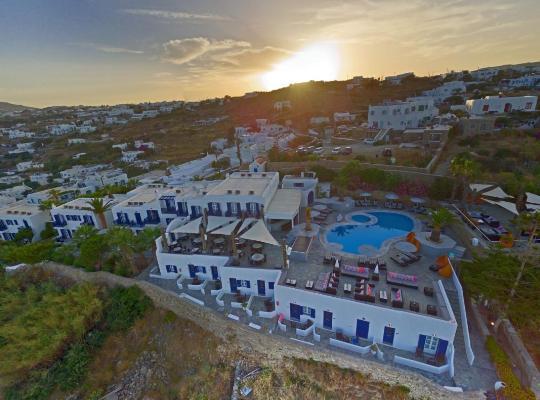 Viesnīcas bildes: Elysium Hotel