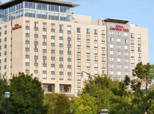 Фотографии гостиницы: Hilton Garden Inn Atlanta Downtown