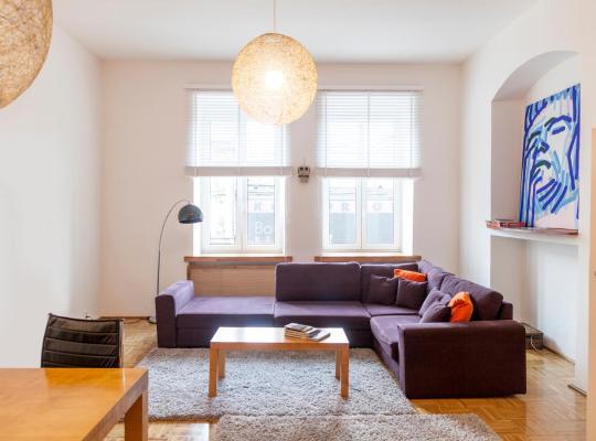 Фотографии гостиницы: Suite Apartment Central