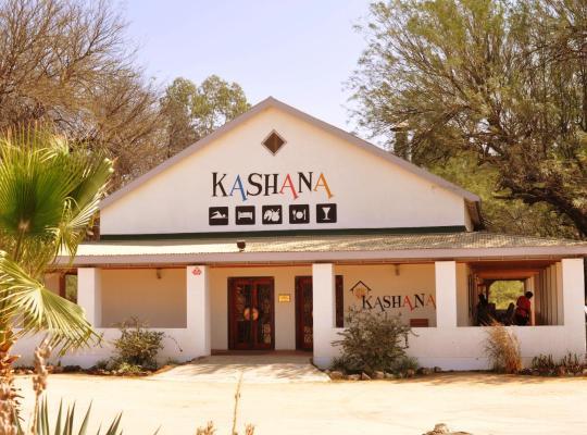Хотел снимки: Kashana Namibia