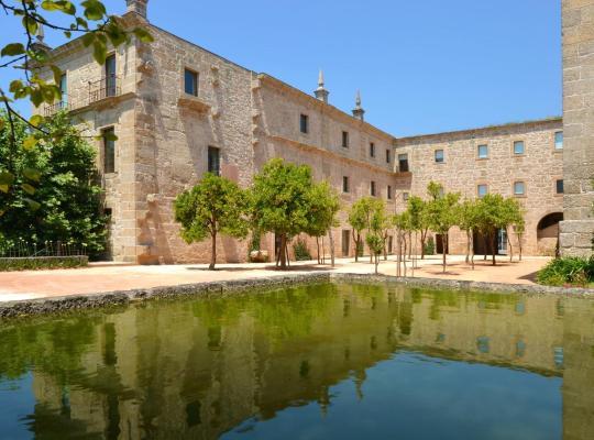 Hotellet fotos: Pousada Mosteiro de Amares