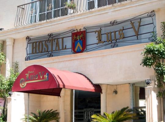 Хотел снимки: Hotel Luis V