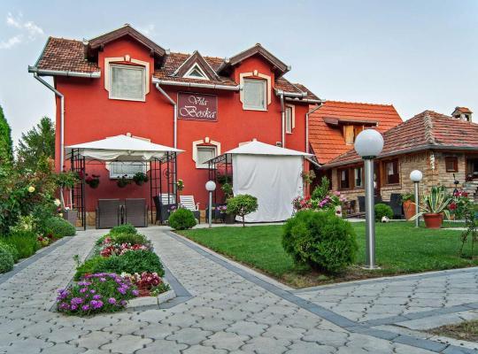 Hotel foto 's: Vila Boska Palic