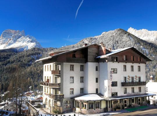 Viesnīcas bildes: Hotel Cima Belpra'