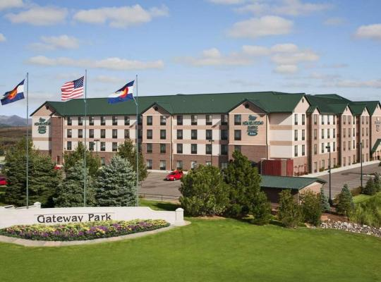 Fotos do Hotel: Homewood Suites by Hilton Denver International Airport