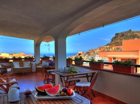 ホテルの写真: B&B L'Umbra di lu Soli