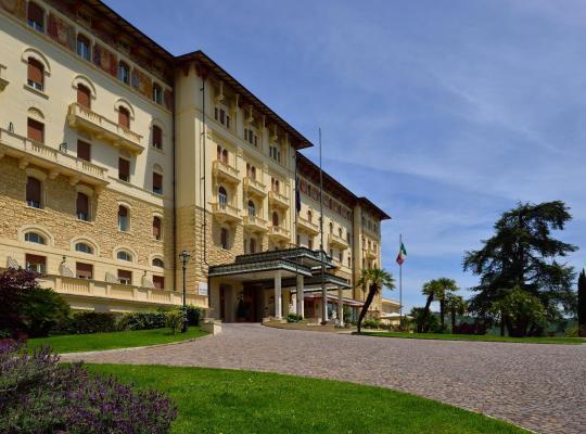 Fotos do Hotel: Grand Hotel Palazzo Della Fonte