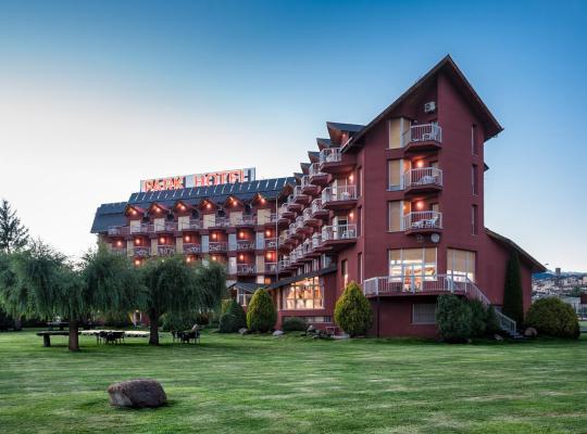 Фотографії готелю: Puigcerda Park Hotel