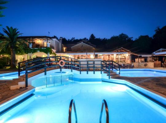 Фотографии гостиницы: Paxos Club Resort & SPA