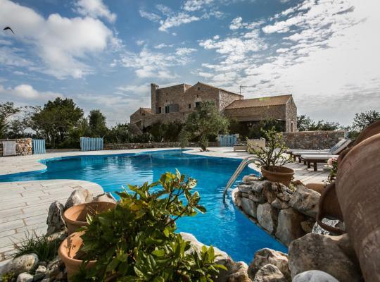 Otel fotoğrafları: Ktima Karageorgou