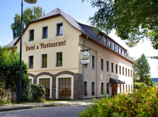 Hotel foto 's: Hotel & Restaurant Kleinolbersdorf