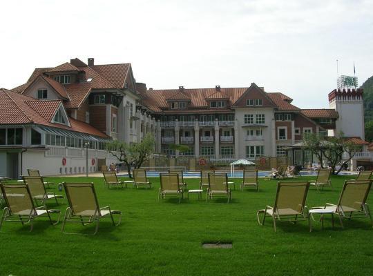 Фотографии гостиницы: Gran Hotel Balneario De Puente Viesgo