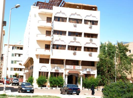 Hotel bilder: Tiba Hotel Aswan
