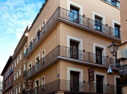 Hotel foto 's: THC Tirso Molina Hostel