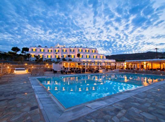 酒店照片: Yiannaki Hotel