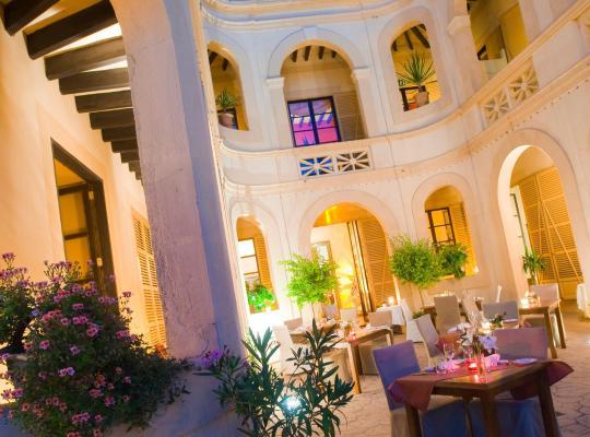 Хотел снимки: Hotel Palacio Sant Salvador