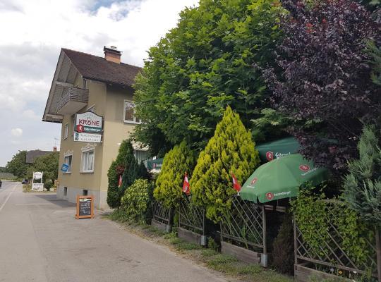 ホテルの写真: Gasthaus Krone