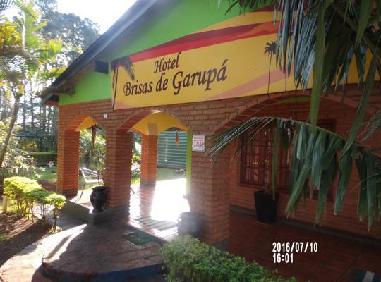 酒店照片: Hotel Brisas de Garupa