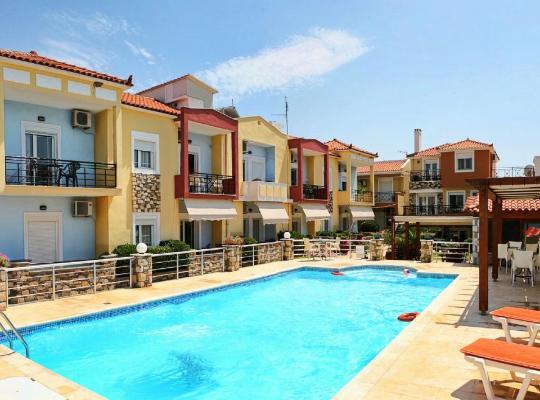 호텔 사진: Gera Bay Studios And Apartments