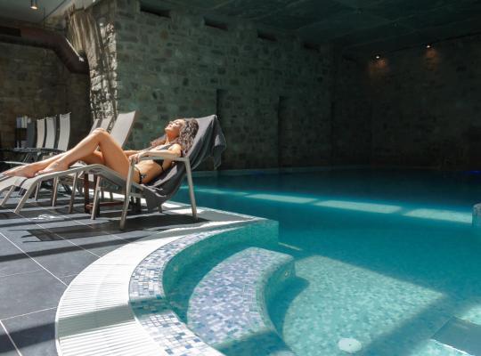 酒店照片: Hotel Helvetia Thermal Spa