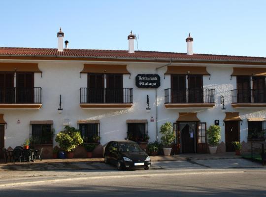Фотографии гостиницы: Hotel Restaurante Atalaya