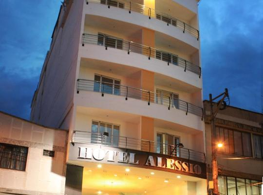 Otel fotoğrafları: Hotel Alessio