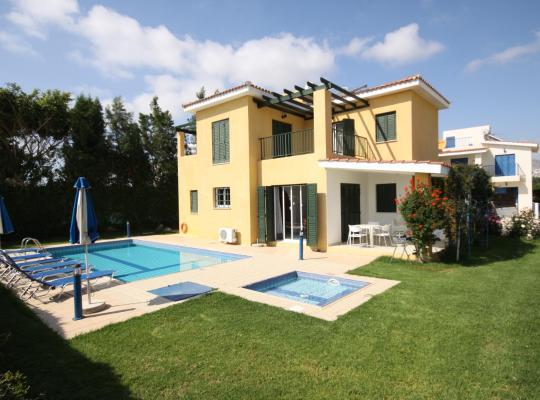 Hotel bilder: Kotsias Corallia Villas