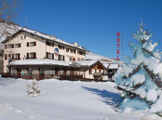 Foto dell'hotel: Hotel Banchetta