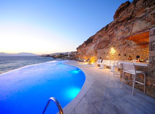 호텔 사진: Mykonos Beach Hotel
