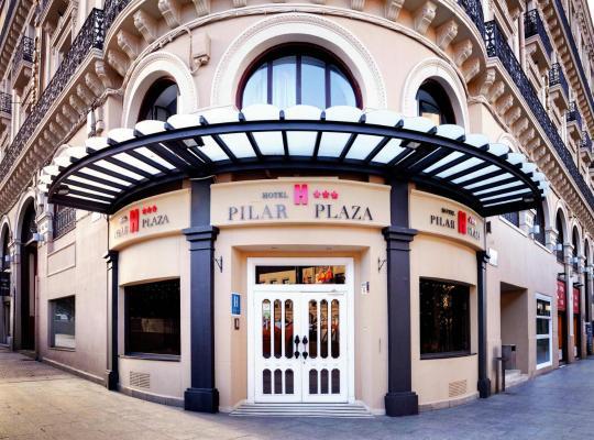 תמונות מלון: Hotel Pilar Plaza
