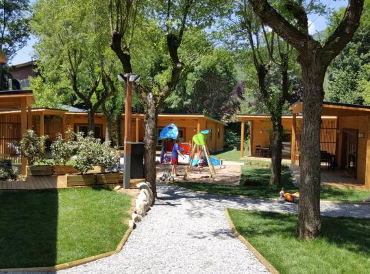 Ảnh khách sạn: Càmping Els Roures