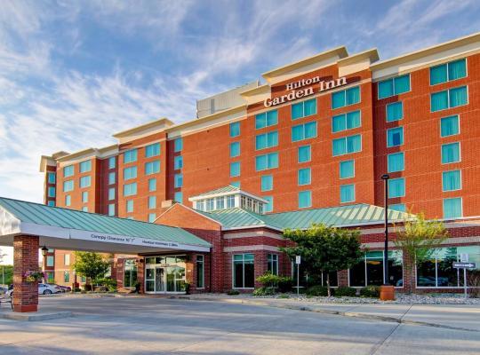 酒店照片: Hilton Garden Inn Ottawa Airport