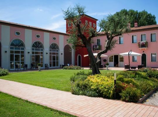 صور الفندق: Cà Rocca Relais