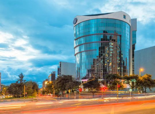 Zdjęcia obiektu: Hotel Bogotá Regency Usaquén