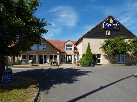 Ảnh khách sạn: Hôtel Kyriad Vernon / Saint Marcel