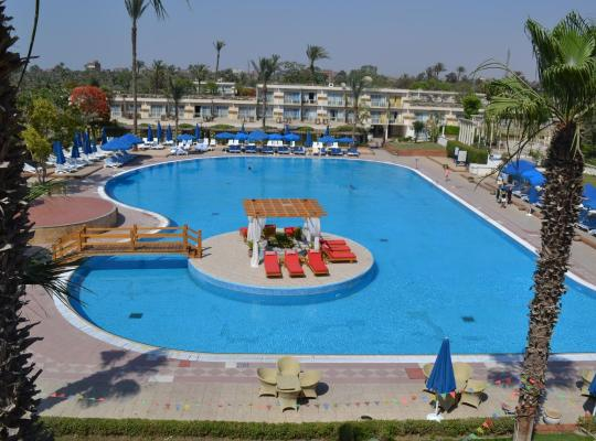 Hotel photos: Pyramids Park Resort Cairo (Formerly Intercontinental Pyramids)
